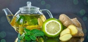 Описание полезных свойств напитка из имбиря с лимоном
