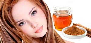 Маска из корицы и меда - рецепт натуральной косметики