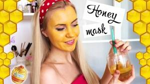 Как сделать маску для лица с медом