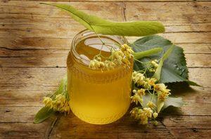 Натуральный липовый мед