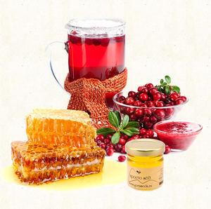 Противопоказания к применению клюквы с медом