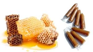 Применение тампонов с медом