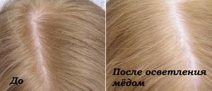 Оригинальные медовые маски для волос с алтайским медом