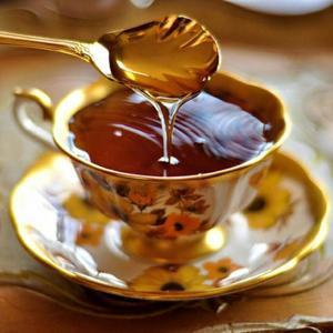 Полезный чай с медом