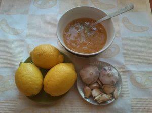 Как приготовить элексир из меда чеснока и лимона