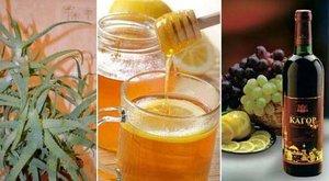 Вкусная смесь для иммунитета  кулинарный рецепт